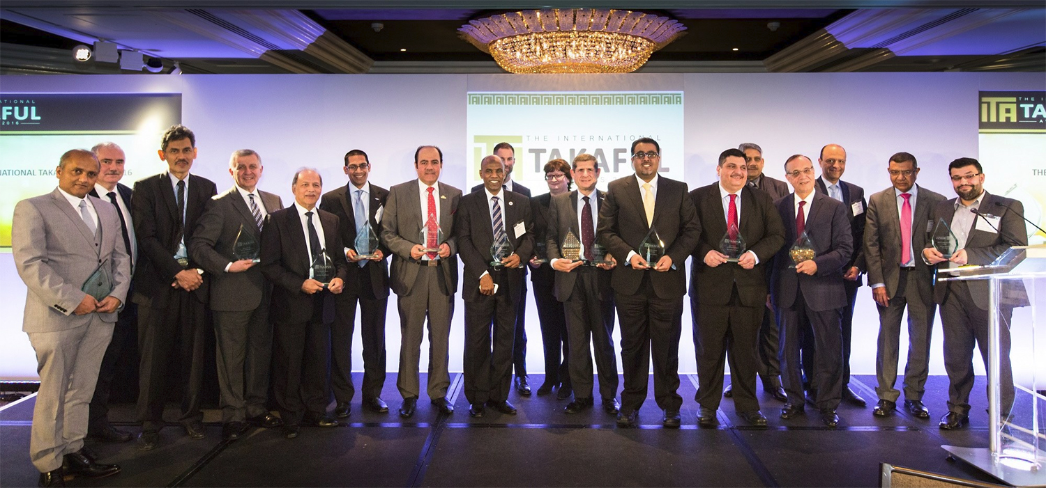 International Takaful Awards 2016 Winners